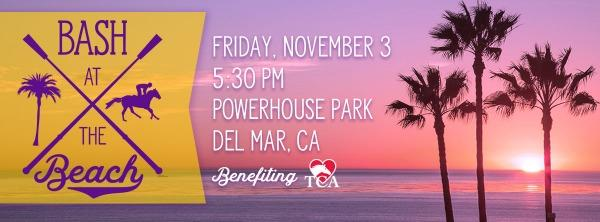 TCA to Host Bash at the Beach Fundraiser